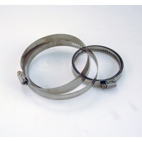 Replacement clamps - Pack of two, SS, N/A