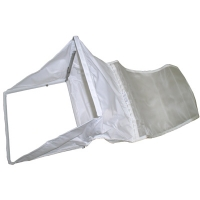 Replacement net for Surber, Nitex, 600µm