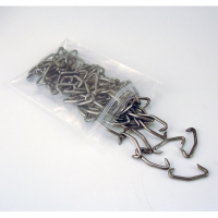 Replacement net clips - Pack of 100