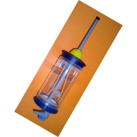 Kemmerer Water Sampler, Acrylic, Kit - Includes carry case, Acrylic, 1.2L