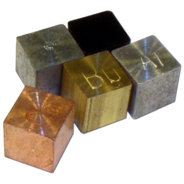Mini-Cubes Of Various Types.