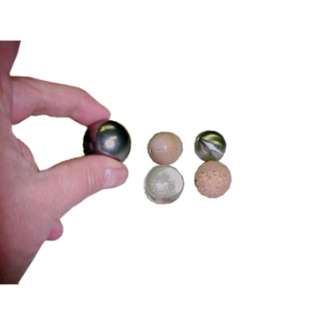 Ball Set, 25mm.