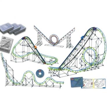 Knex Roller Coaster Physics.