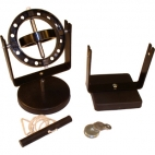 Gyroscope With Gimbal Cradle.