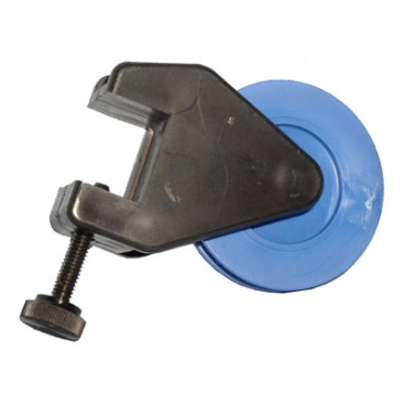 Pulley, Clamp Plastic Sheave.