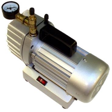 """Vacuum Pump, 120V (0-30"""" Hg)."""