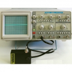 Oscilloscope, Dual Trace 20Mhz. 110V Power Supply.