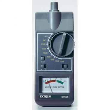 Sound Level Meter, Analog