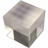 Acrylic Refraction Cube 50 mm