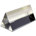 Prism, Equilateral Glass 25 X 100mm