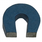 Magnet, Horse Shoe Mini 27.5 X 25 X 6 mm w/Keeper, Painted