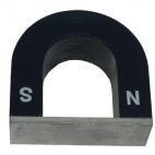 Magnet, U Shape Alnico 55 x 50 x 20 mm.