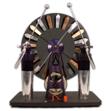 Wimshurst Machine.