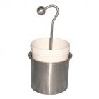 Leyden Jar.