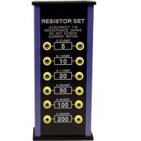 Resistor Set 5-200Ohm
