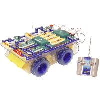 Electronic Snap Circuits RC Rover