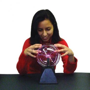 Plasma Globe 4in/10cm Diameter, 110V.