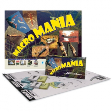 Macro Mania Adv Game Expansion. Kit.