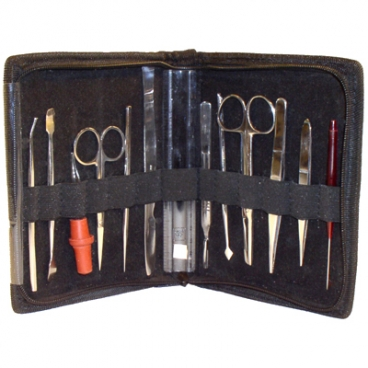 Dissecting Kit, Instructor.