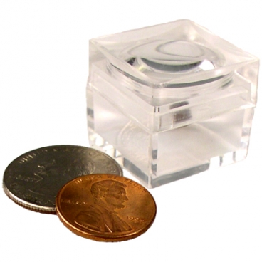 "Bug Box Small 1"" 4X Mag."