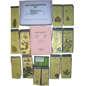 Leaf Identification Kit.