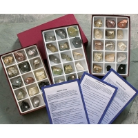 Rock/Mineral Collection:  Cleavage of Minerals (6)