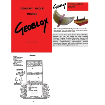 Geoblox Models: Geology.