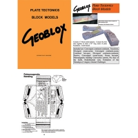 Geoblox Block Model Book:  Plate Tectonics