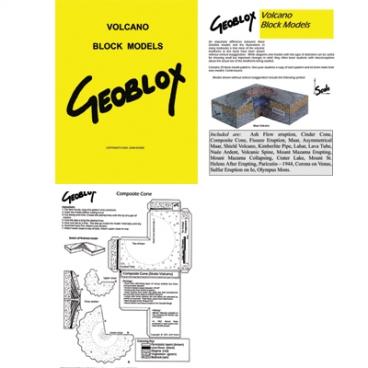 Geoblox Models: Volcano.