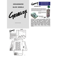 Geoblox Block Model Book:  Groundwater