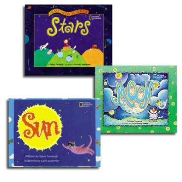 Stars (Jump Into Science Series)