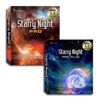 Starry Night Pro Version 6.2 Software