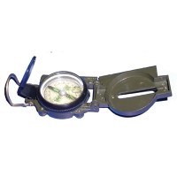 Compass, Lensatic