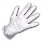 Gloves, Powder-Free Latex Lrg.