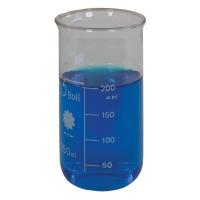 Beaker Glass TallForm  400ml Graduated Bomex