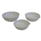 Evaporating Basin Rb 100mL. (Porcelain).