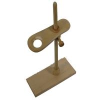 Funnel Holder Wooden  Single