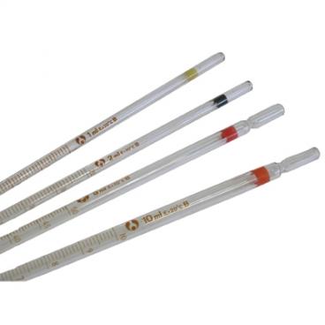 Pipette Measuring Glass. 1mL X 0.01 (Mohr Pipet).