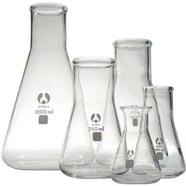 Erlenmeyer Flask 500mL.