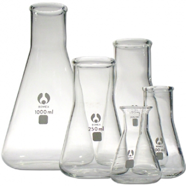 Erlenmeyer Flask 50mL.