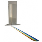 "Water Prism, Giant, 16"" Tall"