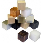 Density Blocks Set of 12.