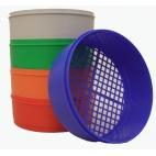Plastic Sifter, Pk/5, Fieldmaster®