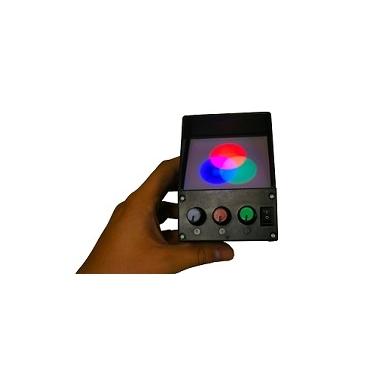 Mini Color Mixer.