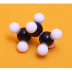 Propane Molecule Model