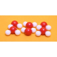 Water Molecule (Set of 6)