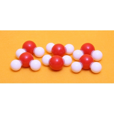 Water Molecule Model