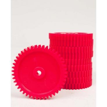Gears, Plstc 45t 47mm  Pkg10