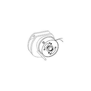 Solar Motor & Gear Box