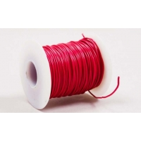 Wire, Multistrand 100' Reel, Red